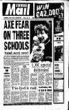 Sandwell Evening Mail Saturday 01 July 1989 Page 1