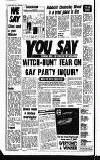 Sandwell Evening Mail Friday 08 December 1989 Page 14