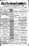 Buckinghamshire Examiner Wednesday 01 January 1890 Page 1