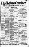 Buckinghamshire Examiner Wednesday 02 July 1890 Page 1