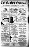 Buckinghamshire Examiner Friday 26 January 1900 Page 1