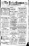 Buckinghamshire Examiner Friday 26 July 1912 Page 1