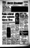 Buckinghamshire Examiner Friday 11 January 1974 Page 1