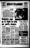 Buckinghamshire Examiner Friday 22 March 1974 Page 1