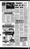 Buckinghamshire Examiner Friday 21 November 1980 Page 12