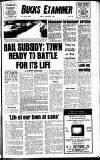 Buckinghamshire Examiner Friday 22 January 1982 Page 1