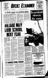 Buckinghamshire Examiner Friday 05 February 1982 Page 1