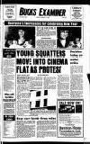 Buckinghamshire Examiner Friday 07 January 1983 Page 1
