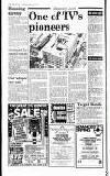 Hayes & Harlington Gazette Wednesday 01 February 1989 Page 10
