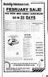 Hayes & Harlington Gazette Wednesday 01 February 1989 Page 57