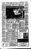 Hayes & Harlington Gazette Wednesday 28 November 1990 Page 3