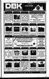 Ealing Leader Friday 08 December 1989 Page 39