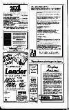 Ealing Leader Friday 08 December 1989 Page 66