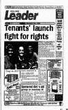 Ealing Leader Friday 19 January 1990 Page 1