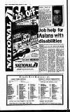 Ealing Leader Friday 16 February 1990 Page 12