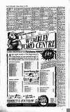 Ealing Leader Friday 16 February 1990 Page 62