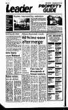 Harrow Leader Friday 20 March 1987 Page 14