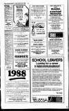 Harrow Leader Friday 22 January 1988 Page 68