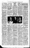 Football Post (Nottingham) Saturday 18 February 1950 Page 2