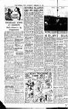 Football Post (Nottingham) Saturday 18 February 1950 Page 6