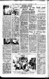 Football Post (Nottingham) Saturday 25 November 1950 Page 4