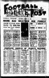 Football Post (Nottingham) Saturday 31 March 1951 Page 1