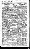 Football Post (Nottingham) Saturday 25 August 1951 Page 12