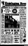 Kensington Post Thursday 07 January 1988 Page 1
