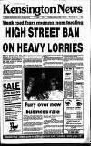 Kensington Post Thursday 04 January 1990 Page 1