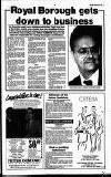 Kensington Post Thursday 01 November 1990 Page 5