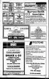 Kensington Post Thursday 01 November 1990 Page 20
