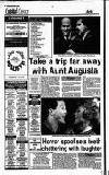 Kensington Post Thursday 08 November 1990 Page 14