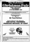Kensington Post Thursday 22 November 1990 Page 8