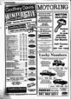 Kensington Post Thursday 22 November 1990 Page 34