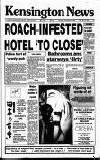 Kensington Post Thursday 29 November 1990 Page 1