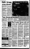 Kensington Post Thursday 29 November 1990 Page 8