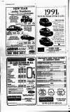 Kensington Post Thursday 17 January 1991 Page 22