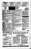 Kensington Post Thursday 24 January 1991 Page 18