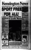 Kensington Post Thursday 14 February 1991 Page 1