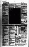 Kensington Post Thursday 14 February 1991 Page 14