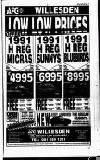 Kensington Post Thursday 21 March 1991 Page 31
