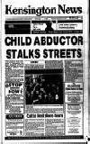 Kensington Post Thursday 19 September 1991 Page 1