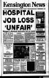 Kensington Post Thursday 26 September 1991 Page 1