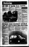Kensington Post Thursday 26 September 1991 Page 34