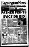 Kensington Post Thursday 03 October 1991 Page 1