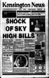 Kensington Post Thursday 24 October 1991 Page 1