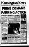 Kensington Post Thursday 14 November 1991 Page 1