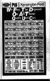 Kensington Post Thursday 14 November 1991 Page 31