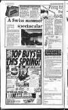 Kingston Informer Friday 14 April 1989 Page 18