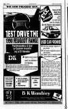 Pinner Observer Thursday 28 December 1989 Page 42